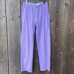 Gap Body Poplin Pajama Pants